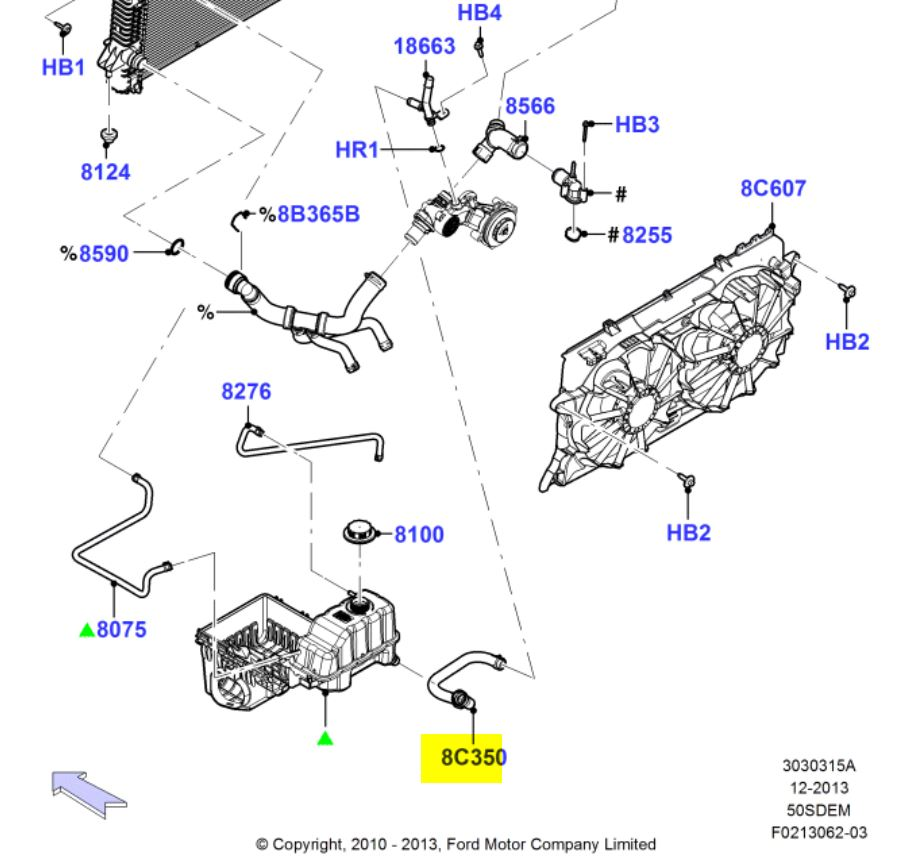ford f 150 cooling system diagram ford f 150 cooling system diagram