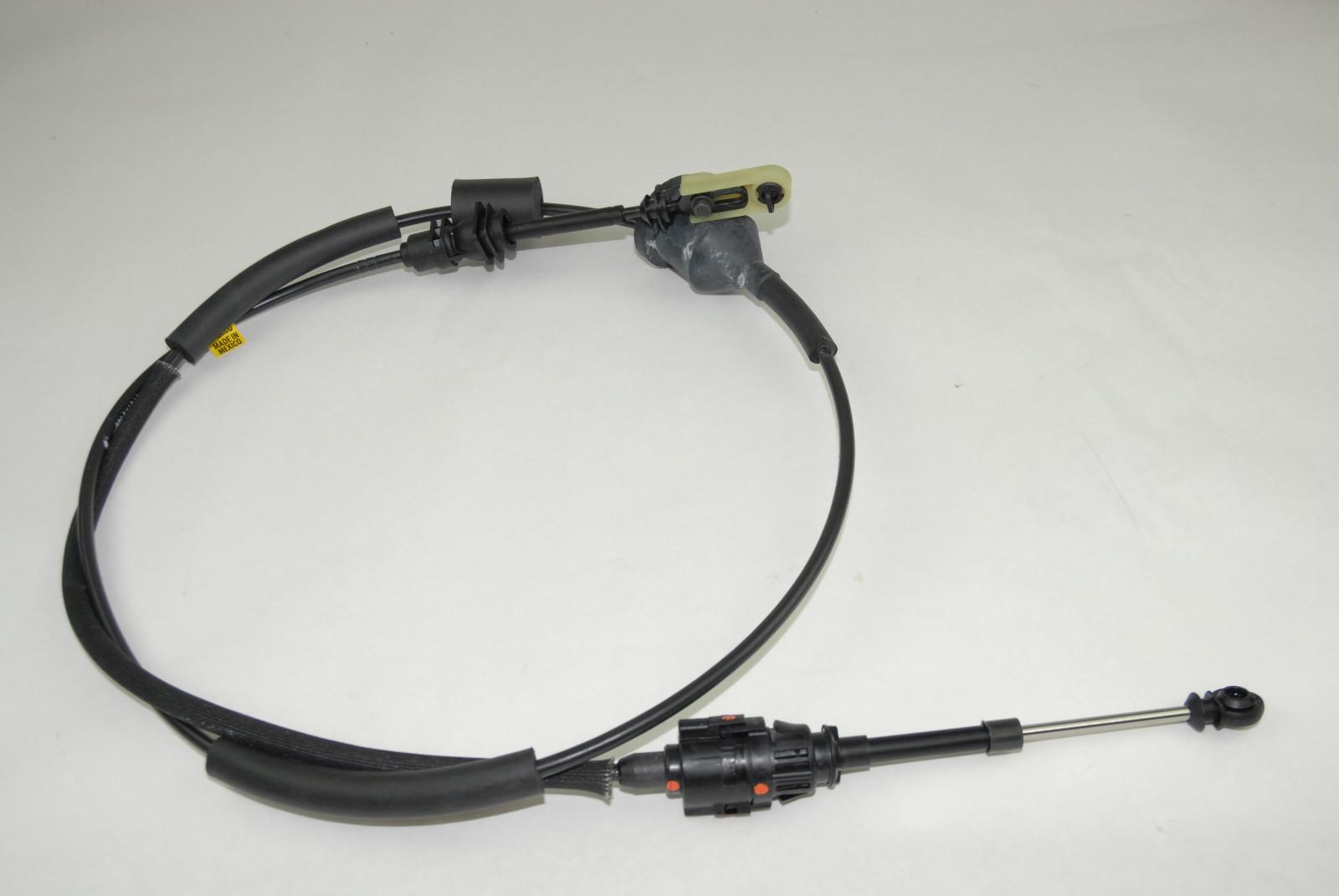 chrysler oem transmission gear shifter shift control cable 4578073ad ebay. Black Bedroom Furniture Sets. Home Design Ideas