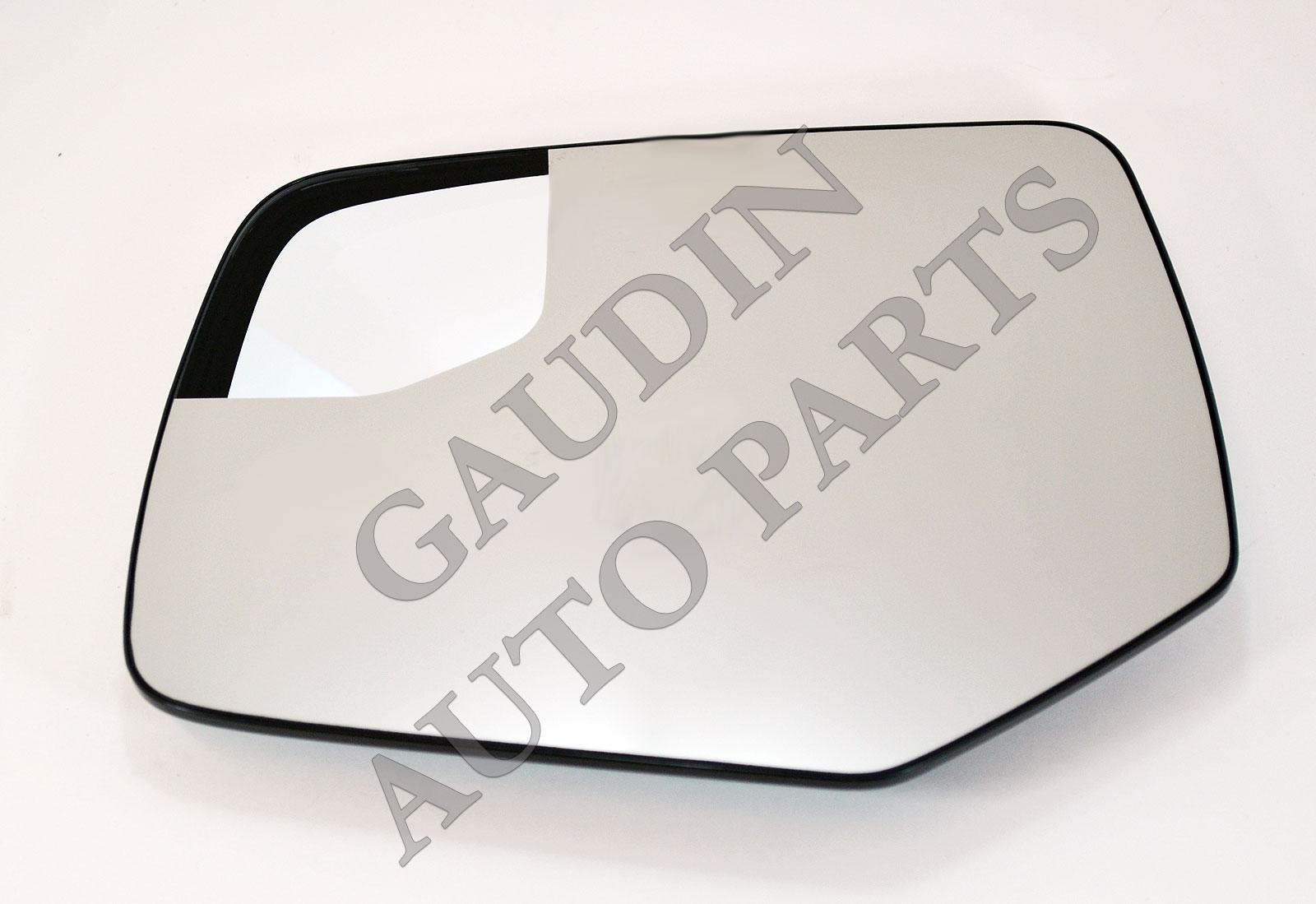 Ford Oem Door Rear Side View Mirror Glass Left Al8z17k707d