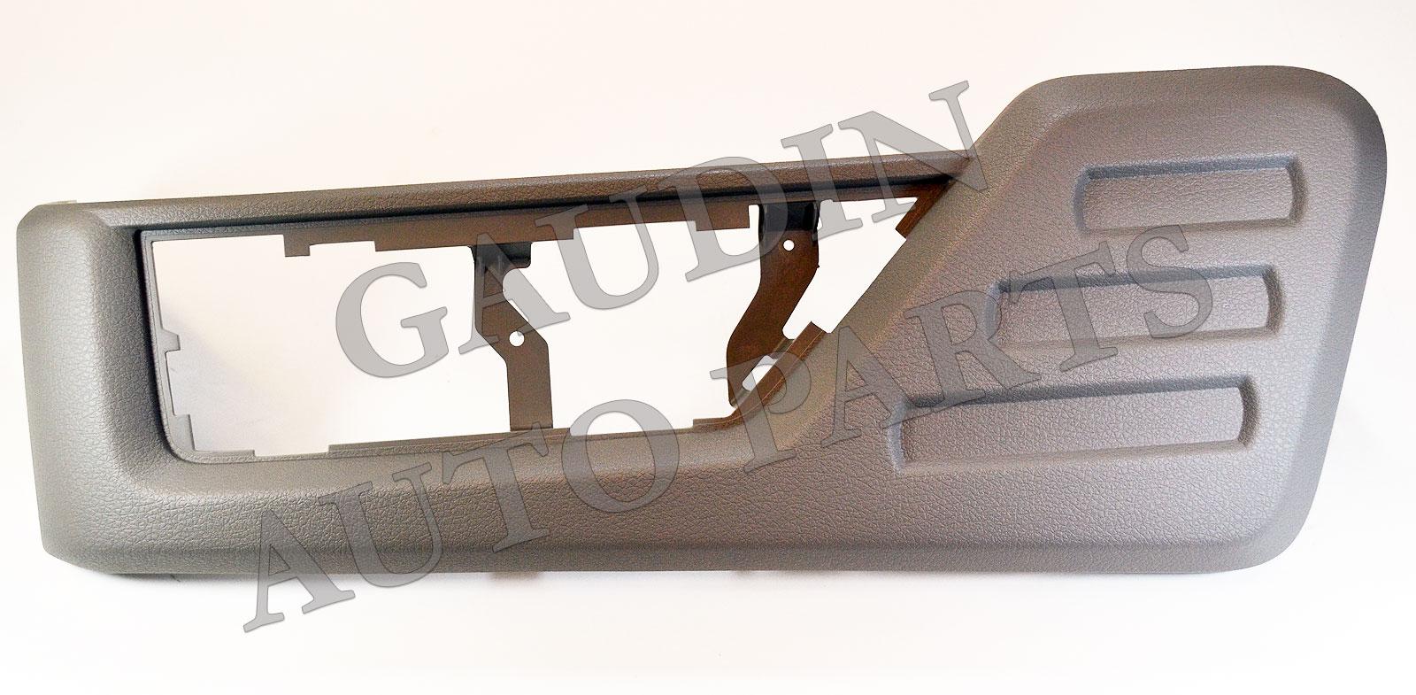 ford oem 08 10 f 250 super duty seat cover side left. Black Bedroom Furniture Sets. Home Design Ideas