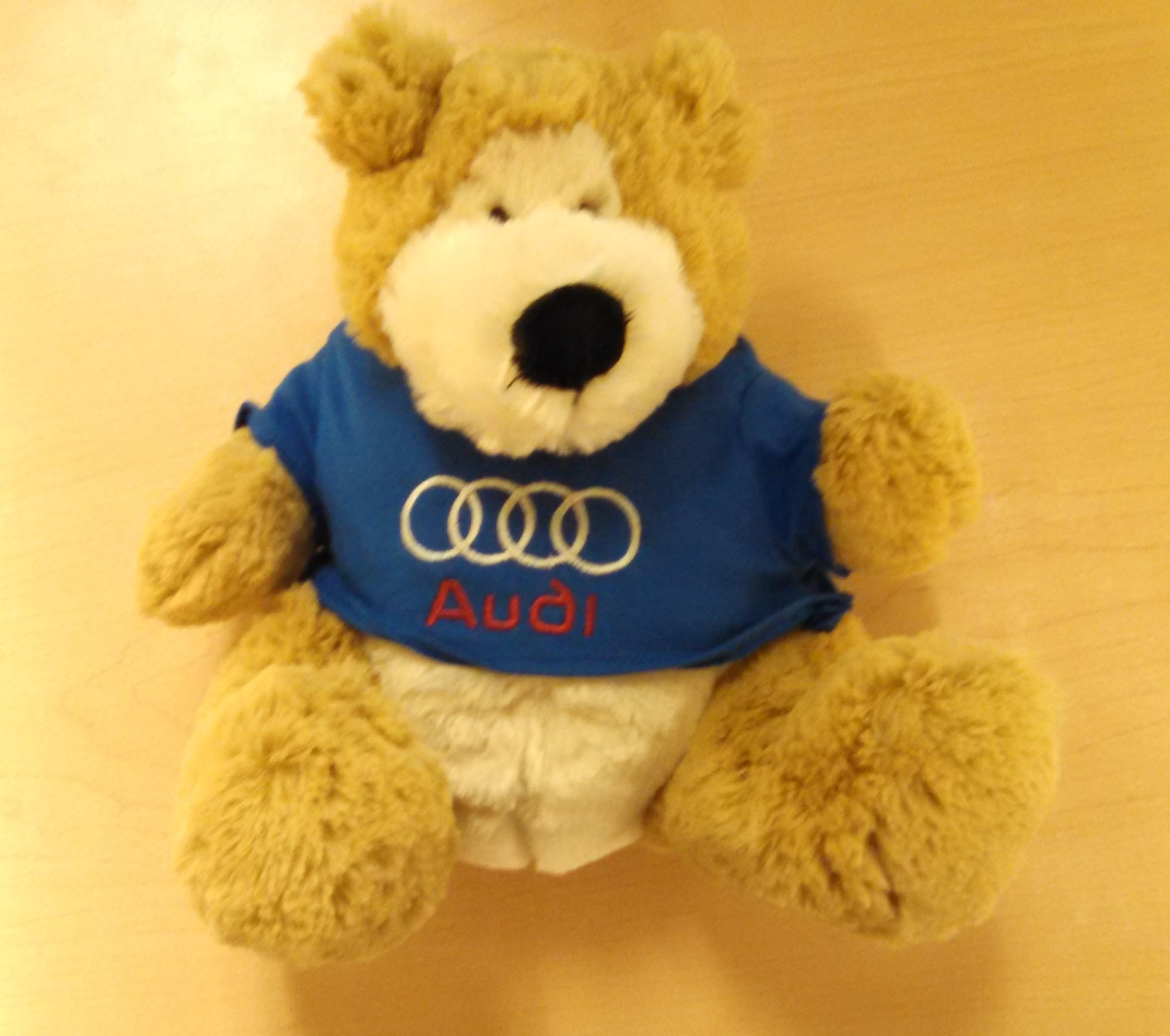 AUDI O9920 Teddy Bear | eBay