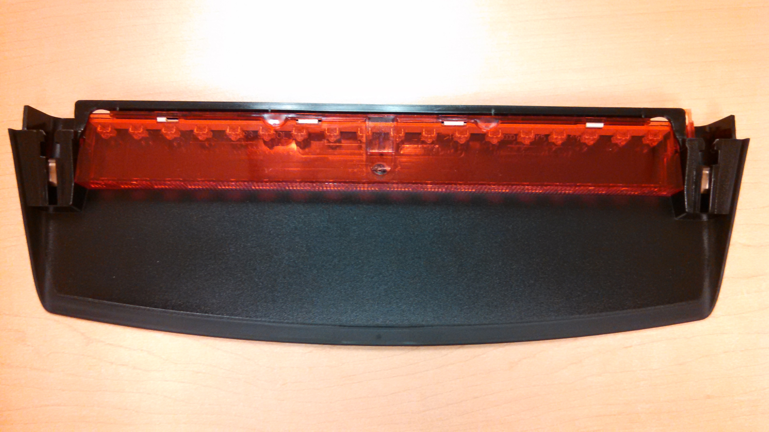 audi oem 09 16 a4 quattro 3rd third brake light lamp 8k5945097. Black Bedroom Furniture Sets. Home Design Ideas
