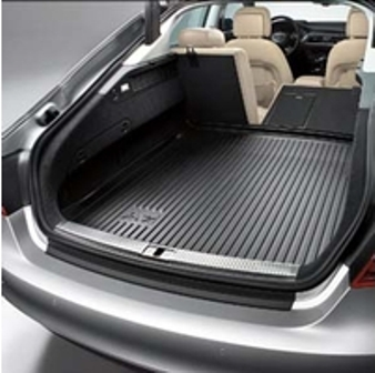 audi a7 s7 rs7 2012 2016 oem cargo liner trunk boot mat  a7 logo  4g8061180a ebay audi a3 owners manual 2018 free audi a4 owners manual 2013