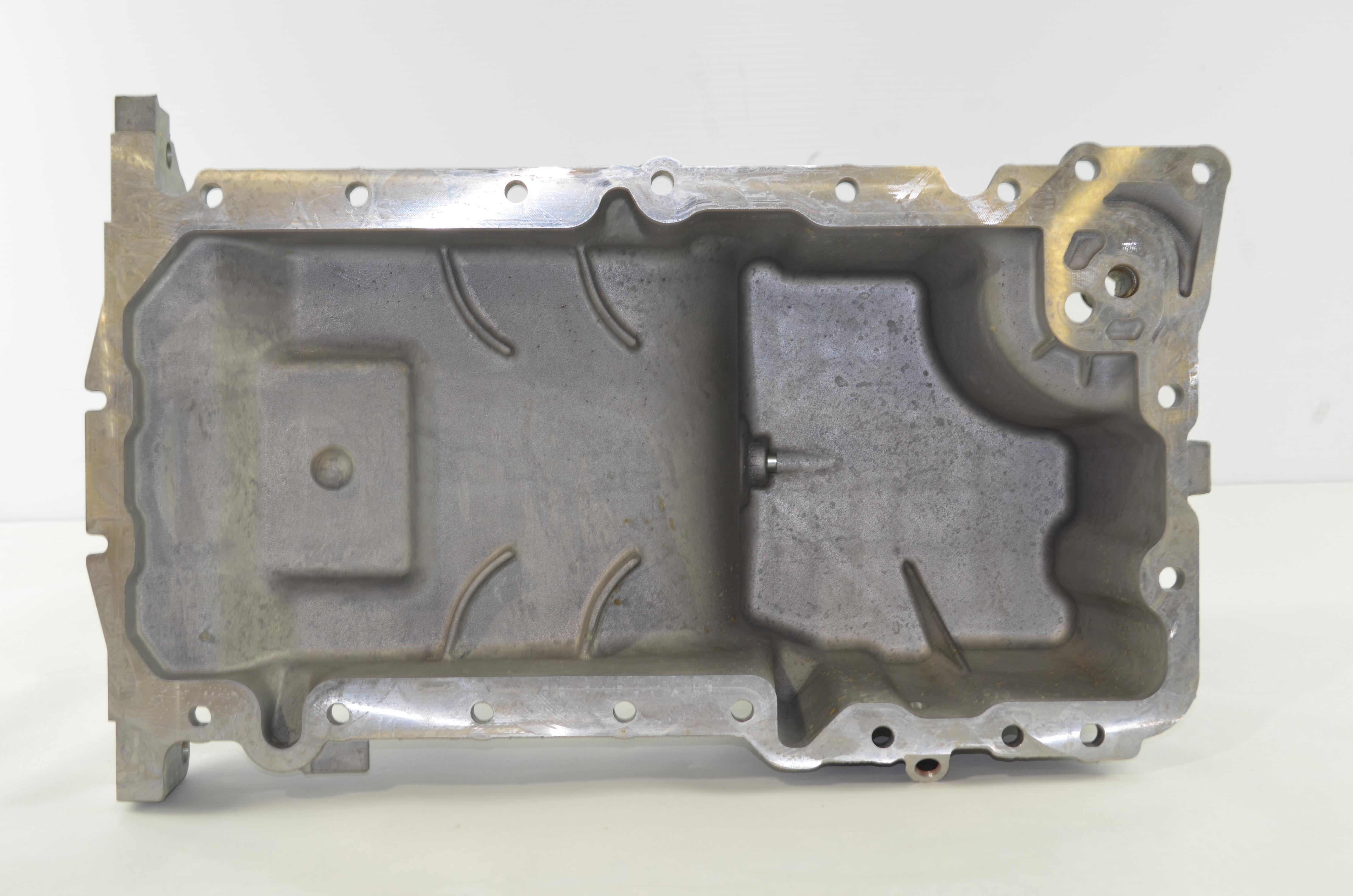 Engine Oil Pan Mopar 4892171ae Fits 08 10 Chrysler 300 3