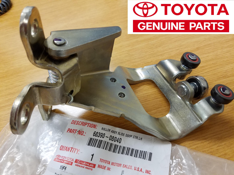 Toyota Sienna Sliding Door Repair Sliding Door Designs