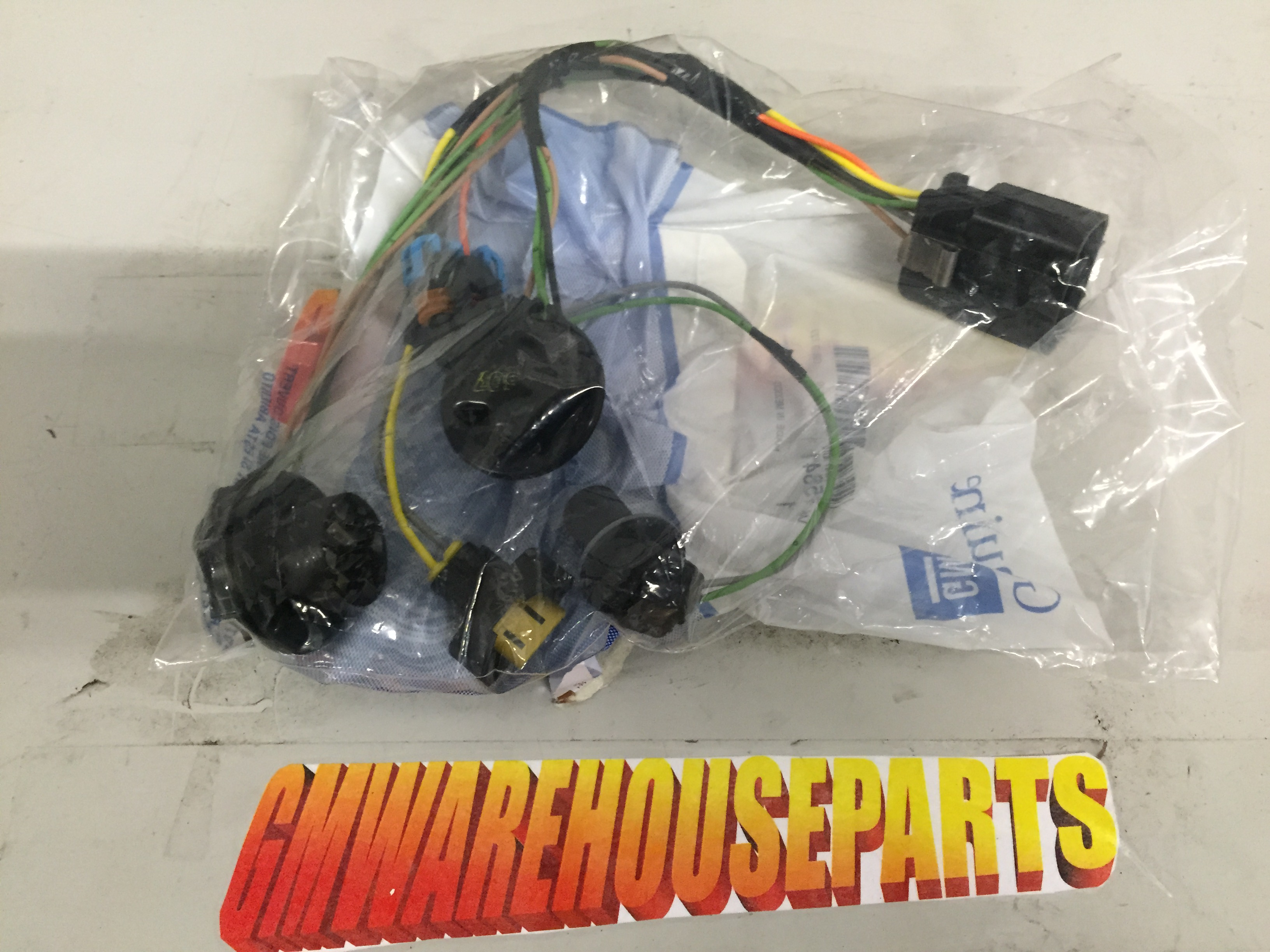 gmc sierra headlight wiring harness new gm