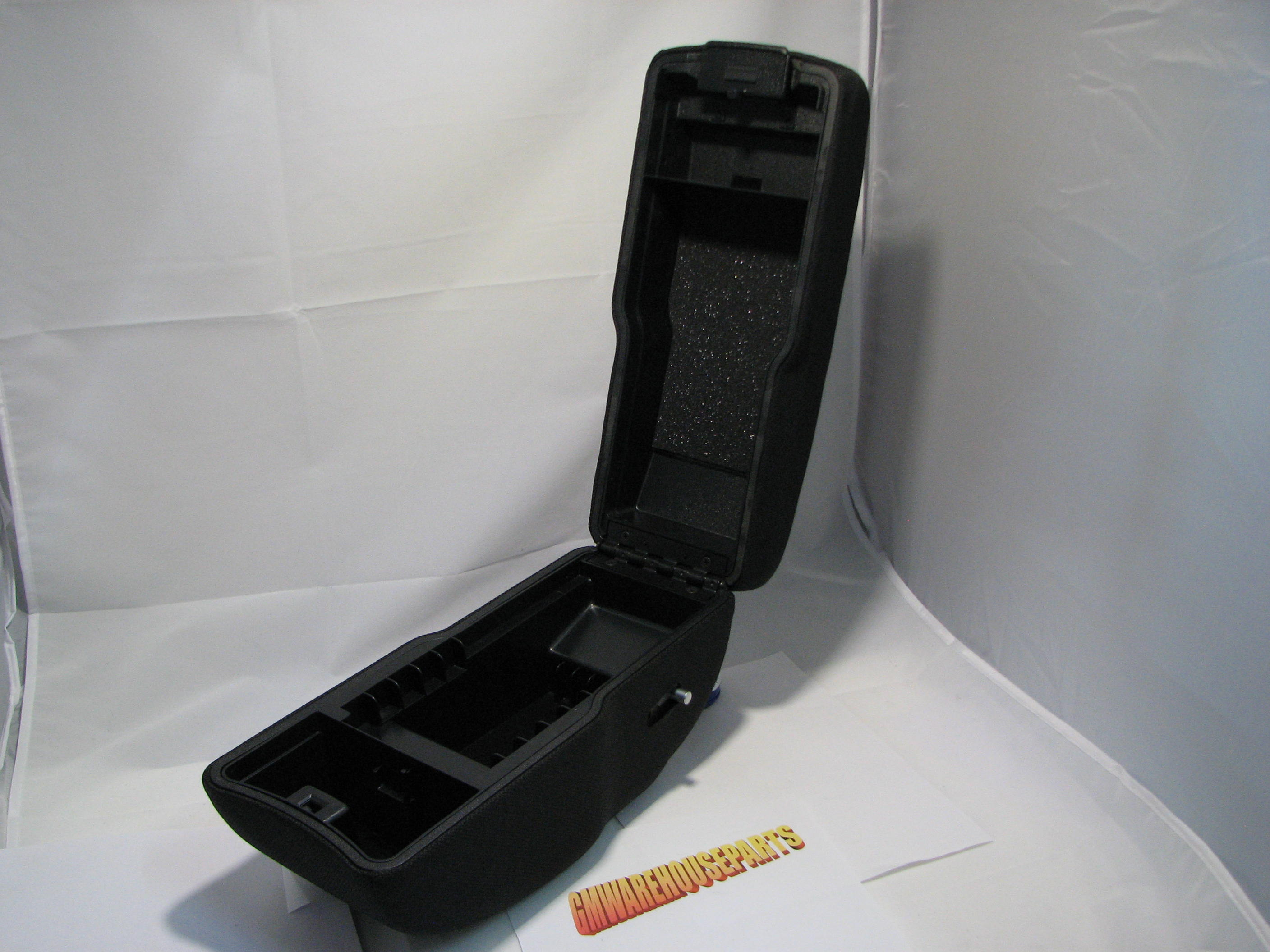 Cargo Seat Arm Rest : Colorado canyon front seat storage armrest black