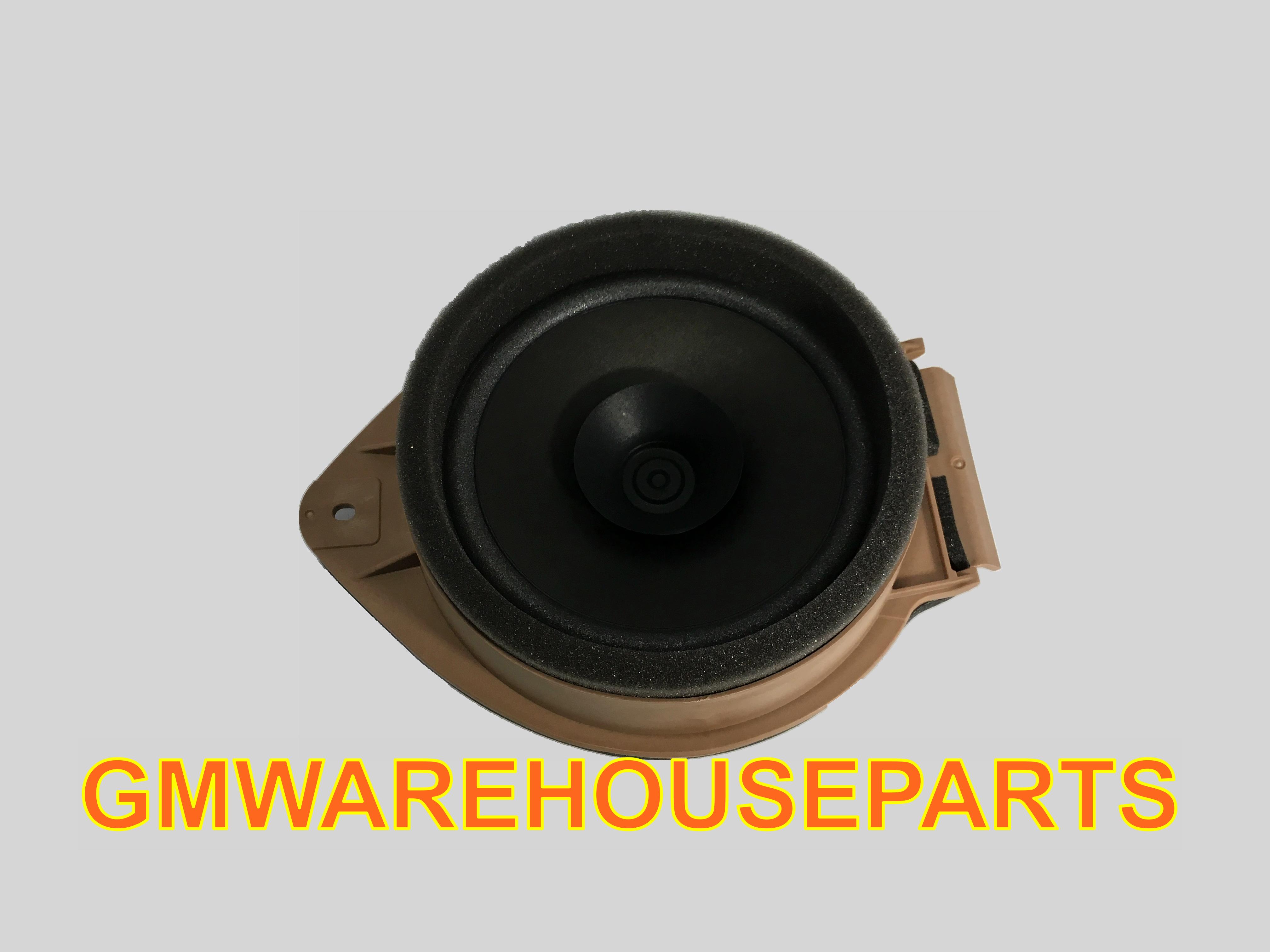 2007 2013 silverado sierra front door speaker with uq5 new for 04 silverado door speakers