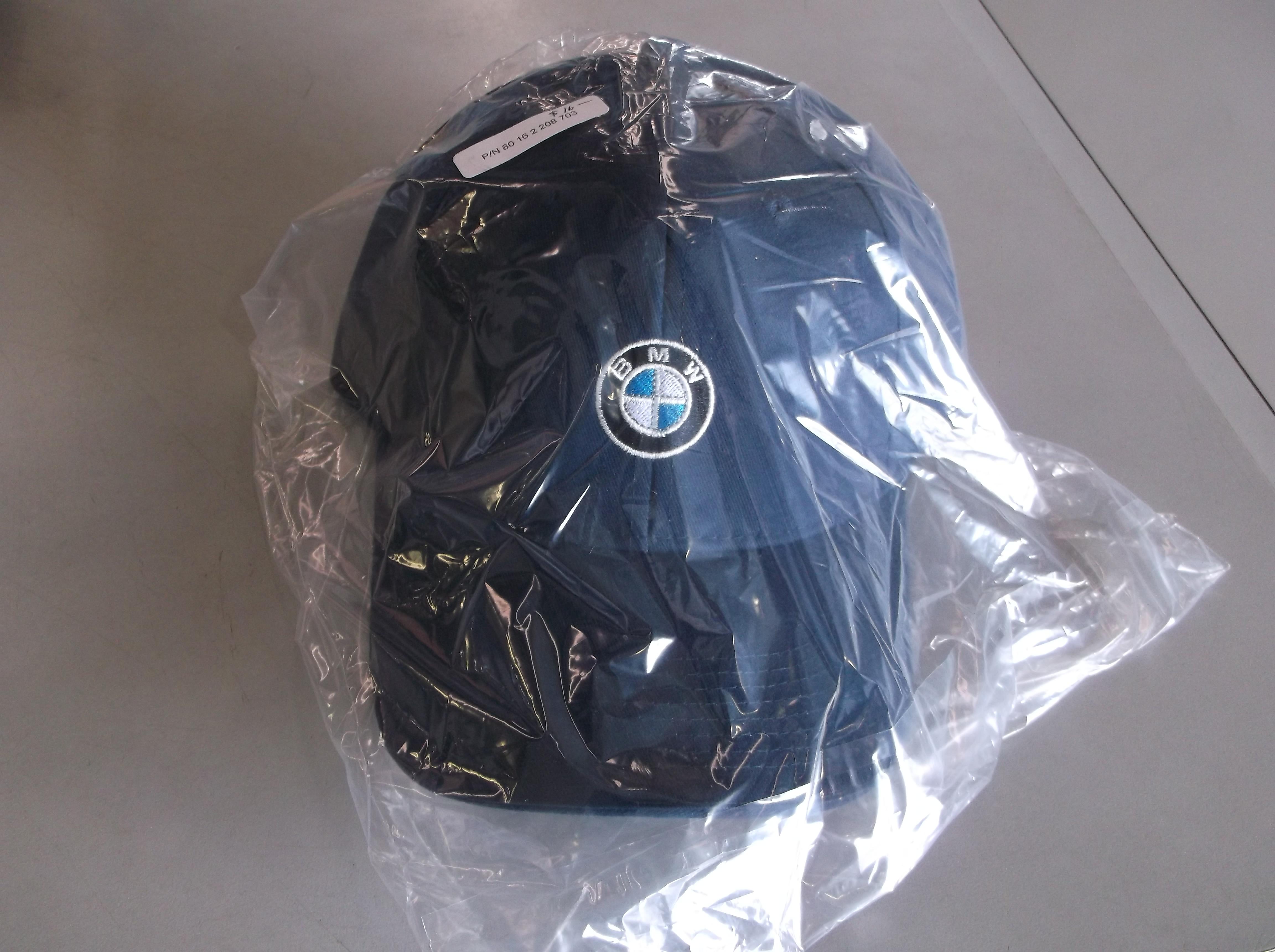 BMW Roundel Cap - Navy - 80162208703