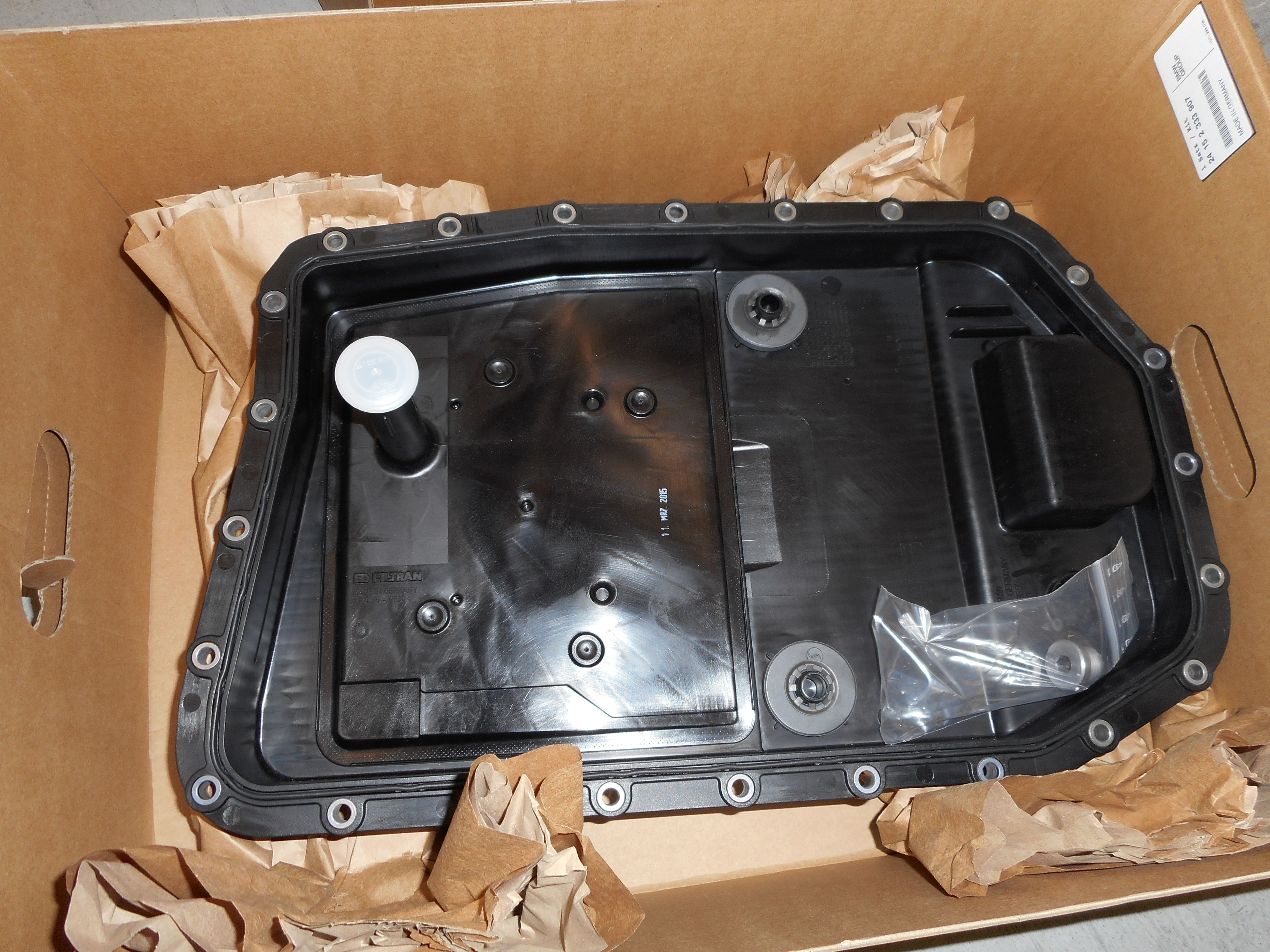Bmw Oem 06 10 Z4 Automatic Transmission Filter 24152333907