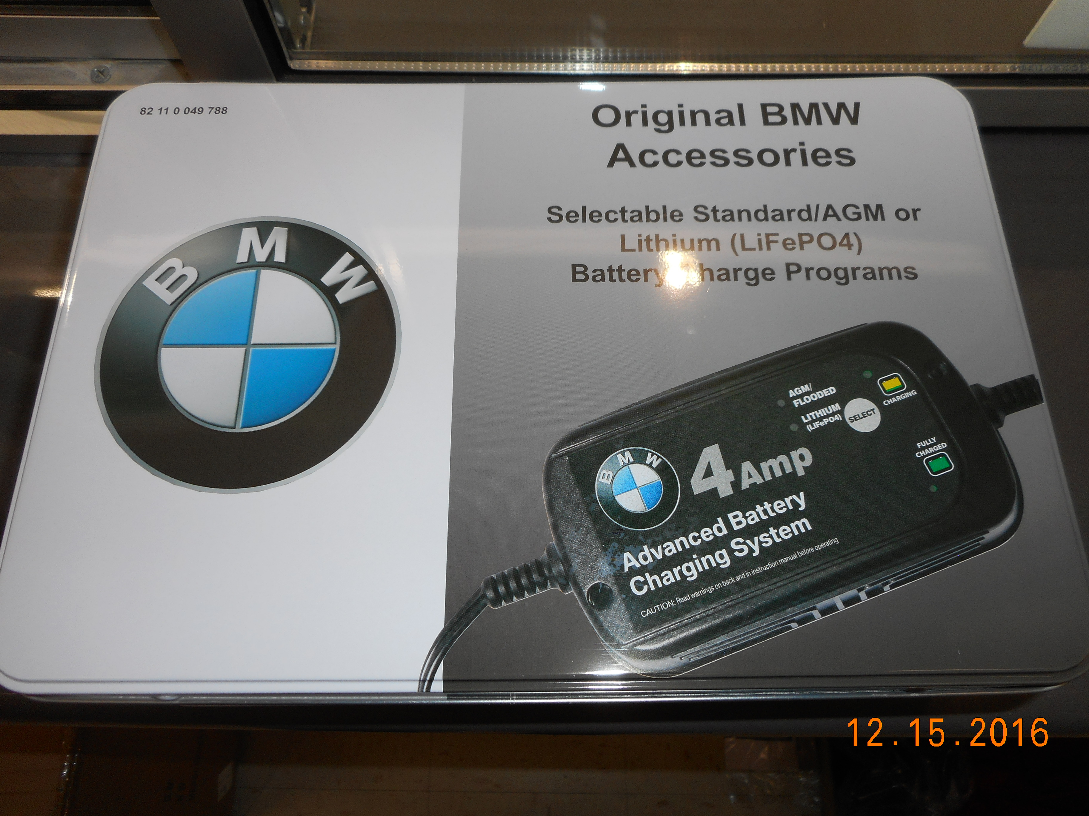 bmw battery tender for agm and lithium ion batteries agm. Black Bedroom Furniture Sets. Home Design Ideas