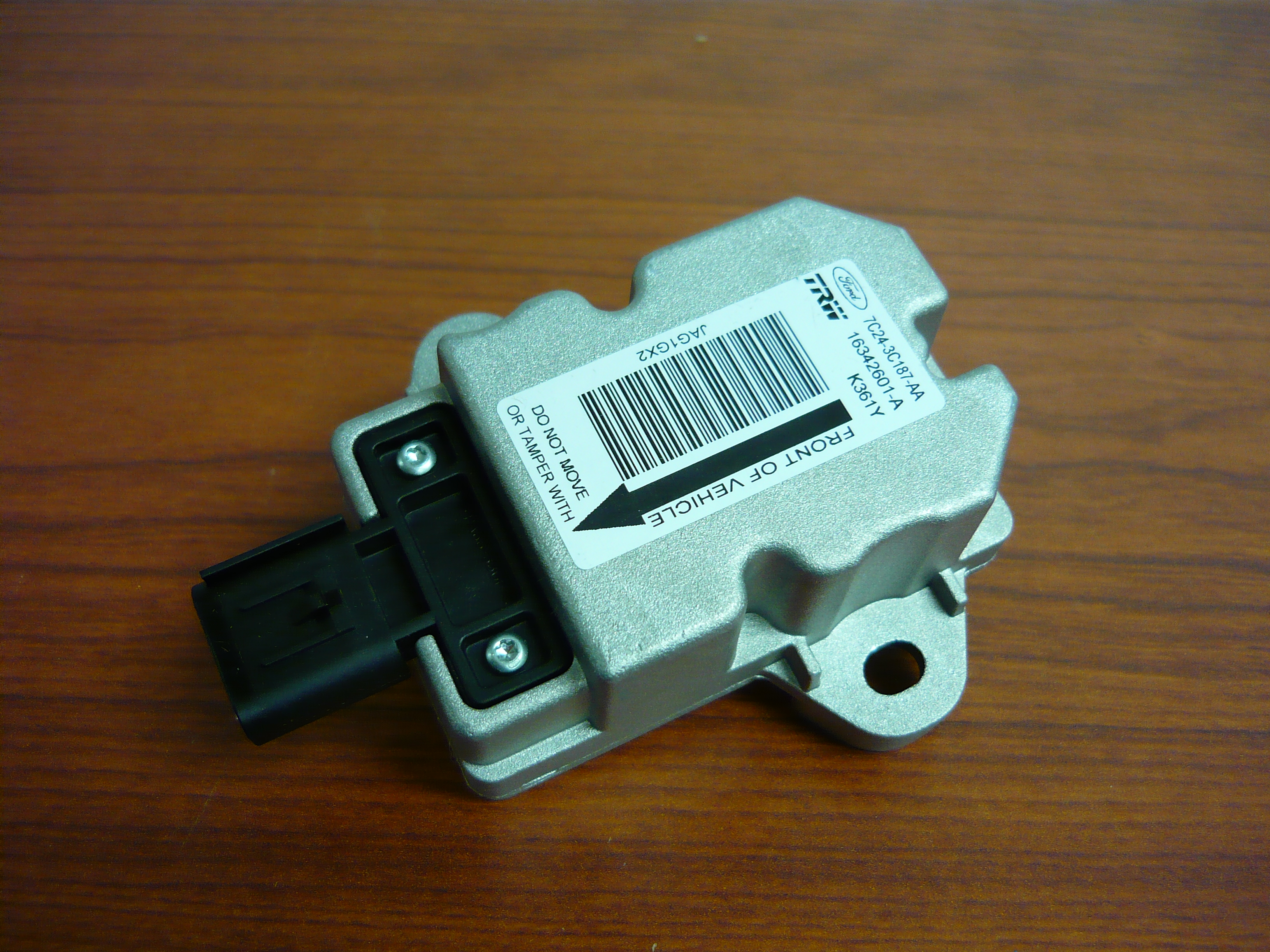 Gordie Boucher Ford >> FORD OEM 2008 E-350 Super Duty ABS Anti-lock Brakes-Yaw Rate Sensor 7C2Z3C187A