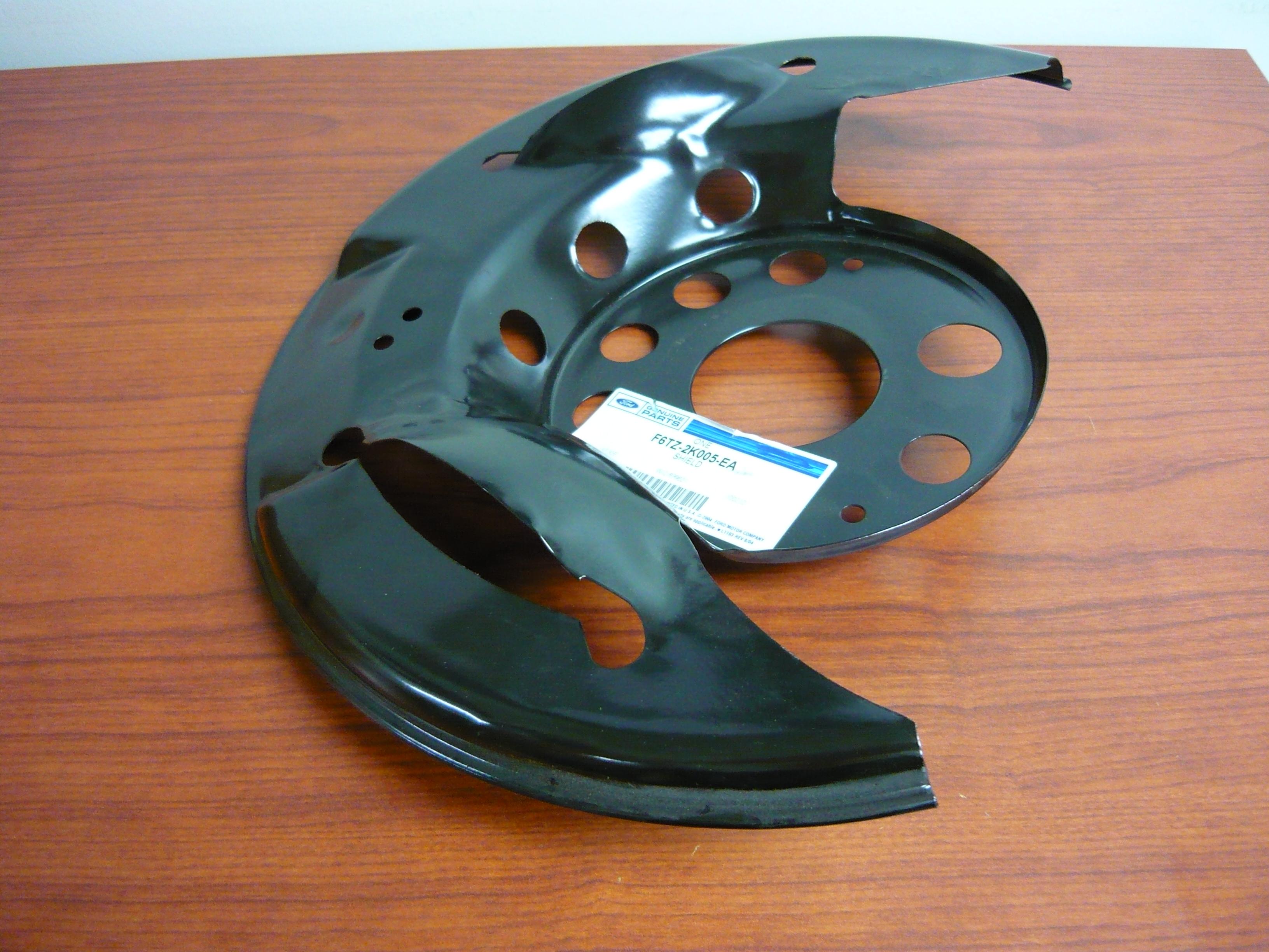 FORD OEM Disc    Brake      Front   Backing Plate Dust Splash Shield
