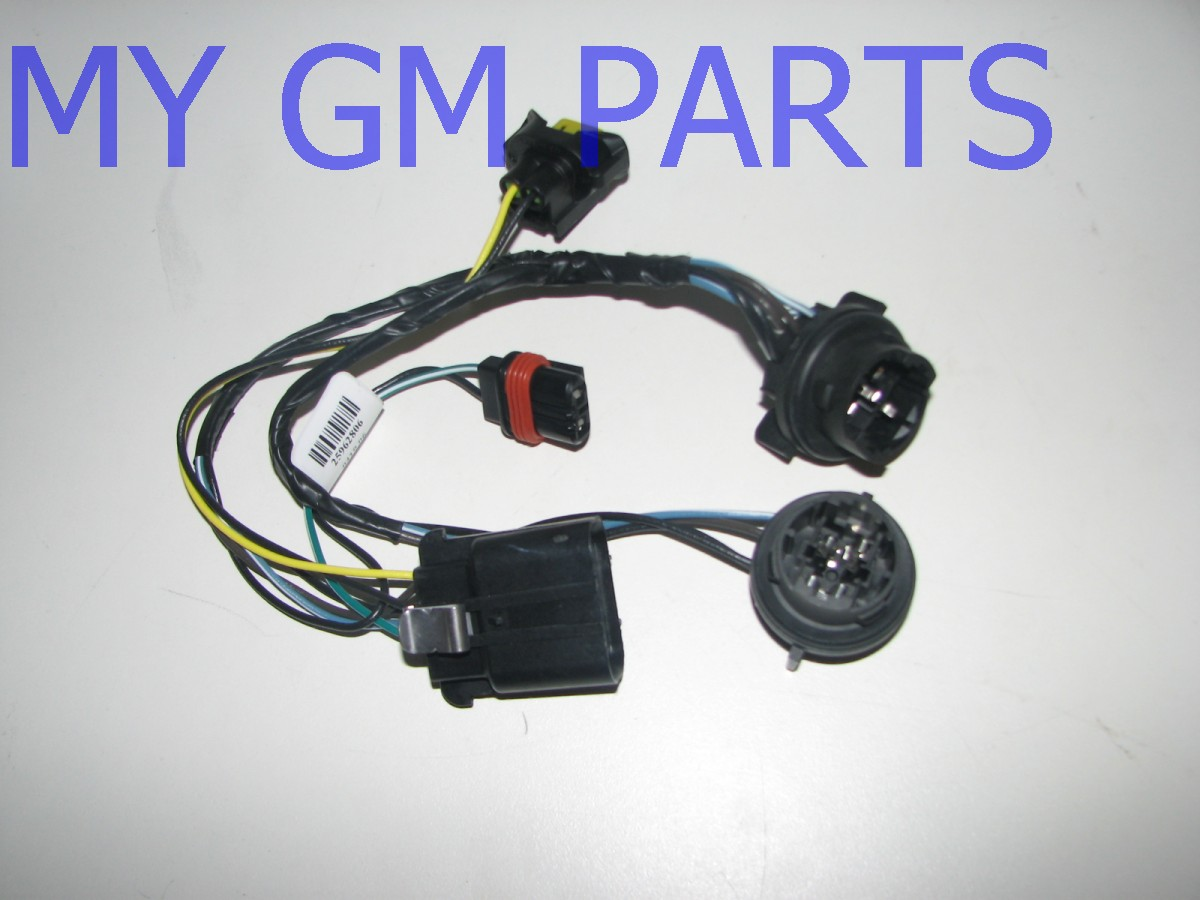 2008 gmc sierra headlight wiring harness 2008 silverado headlamp wiring harness 2007 2013 2014 hd2500 new oem on 2008 gmc sierra headlight wiring