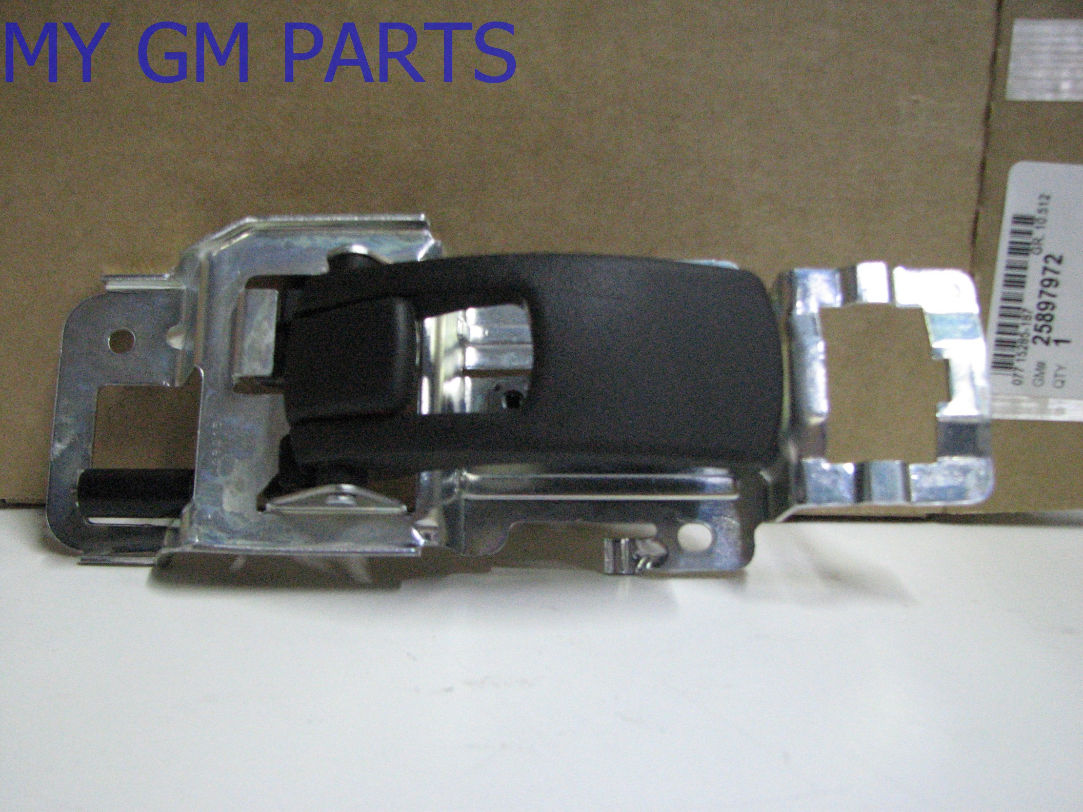 Torrent equinox passenger side inside door handle frt or for Inside 2007 torrent